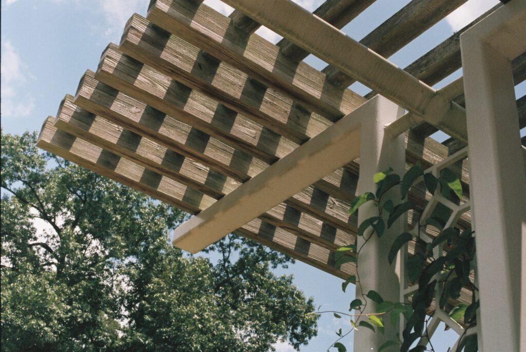 Lesen nadstrešek za teraso 1